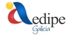 LOGOTIPO AEDIPE GALICIA