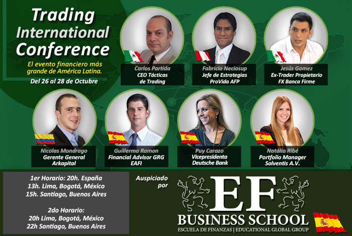 TRADING INTERNATIONAL CONFERENCE