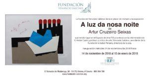 Exposición de Artur Cruzeiro Seixas