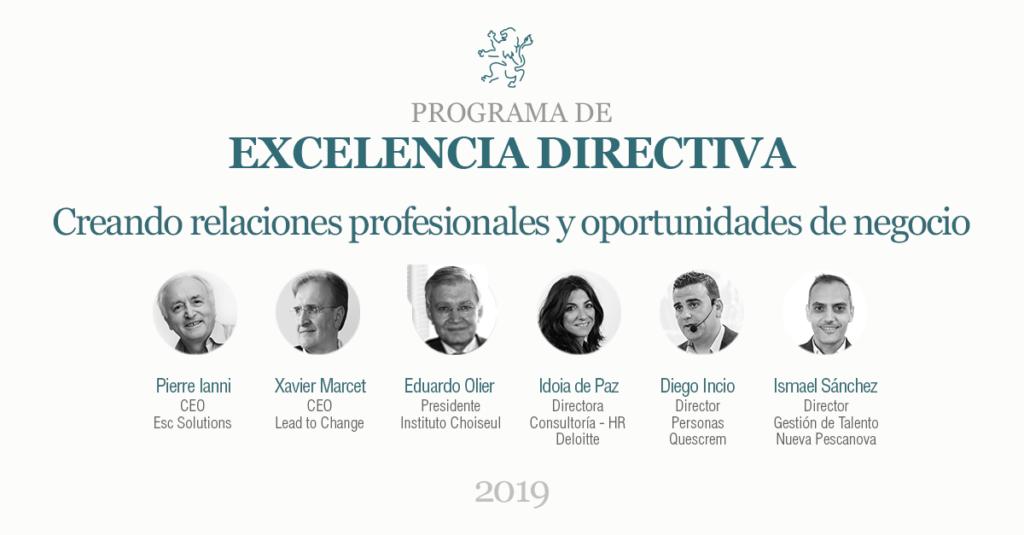 Programa de Excelencia Directiva