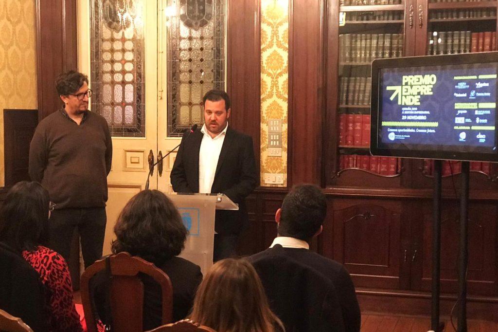 Presentación de los Premios Emprende 2018