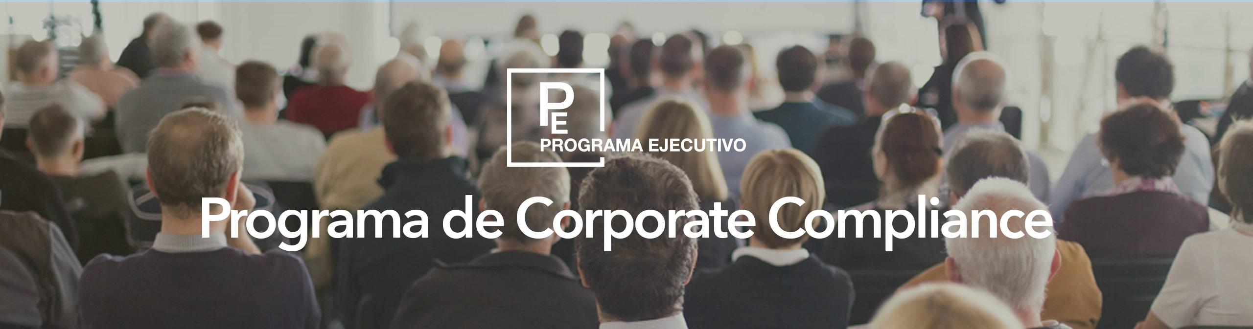 Programa Ejecutivo de Corporate Compliance
