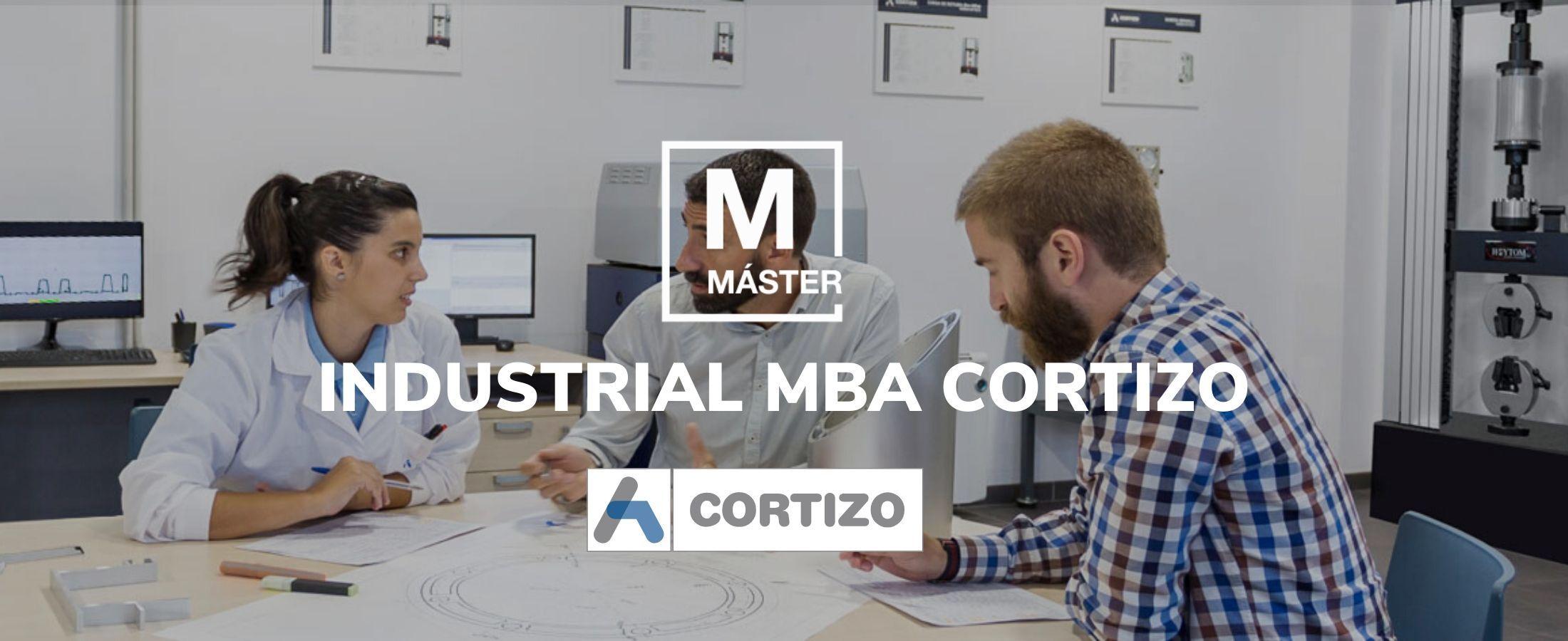 Master Industrial MBA Cortizo